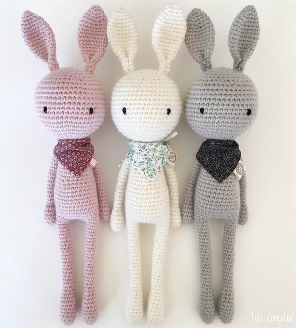 Mes petits lapins