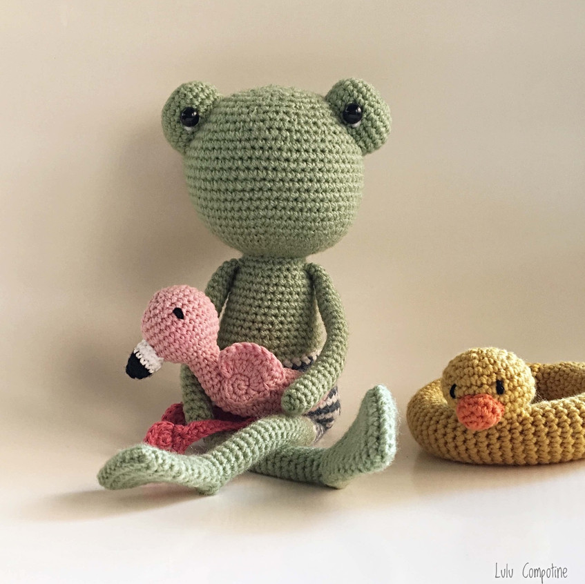 grenouille Bob