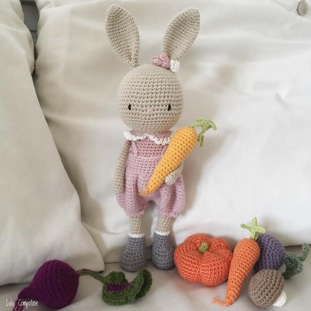 Un petit lapin pour Halloween
