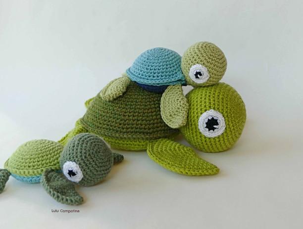 Une envie de tortue