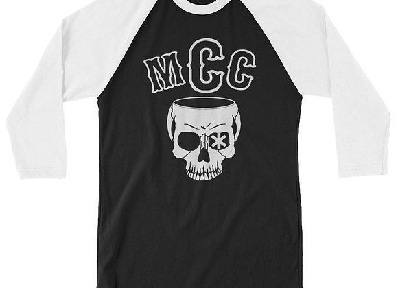 MCC 3/4 Sleeve Baseball Shirt