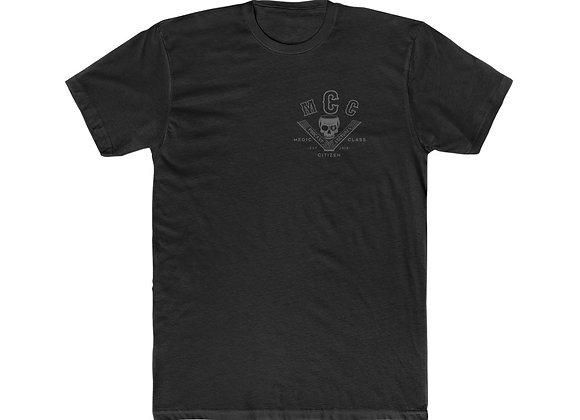 MCC Premium T-Shirt (Charcoal on Black)