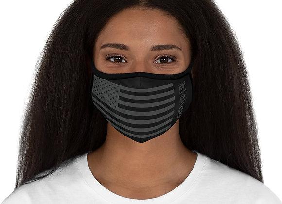 MCC Merica' Mask (Charcoal on Black) w/ Filter Pocket