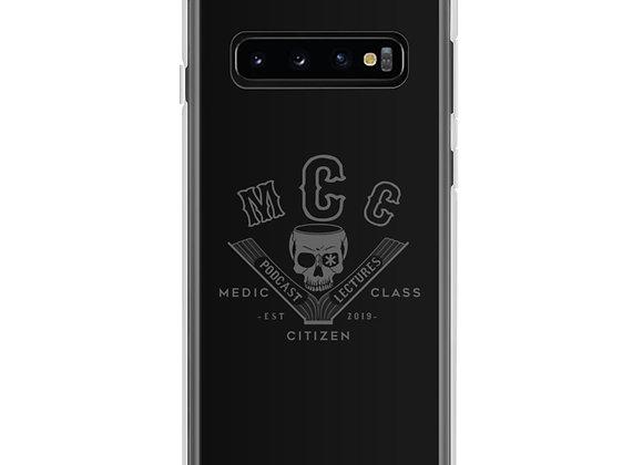 MCC Samsung Case - Charcoal on Black