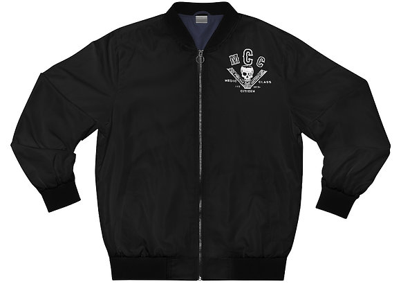 Medic Class Job Jacket (Back Logo - White on Black)