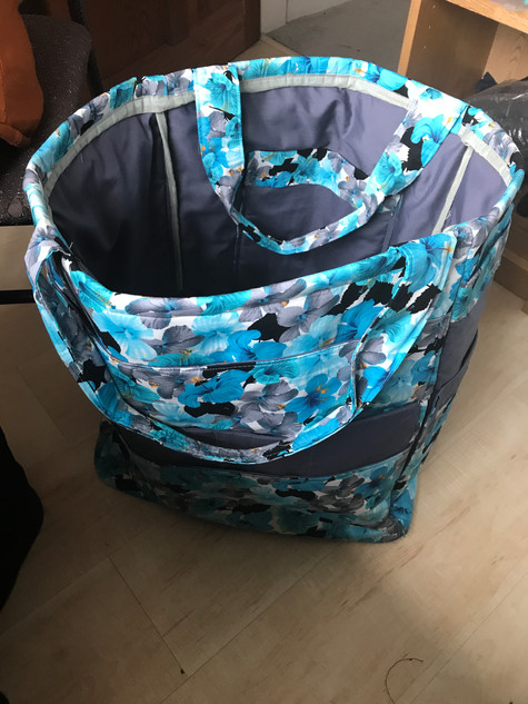 #SewingTote Inside