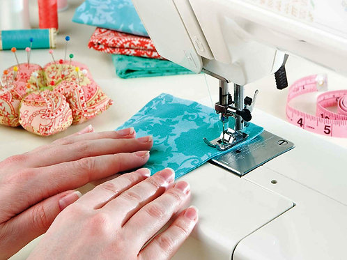 Sunday 5th April Learn to Sew BEGINNERS