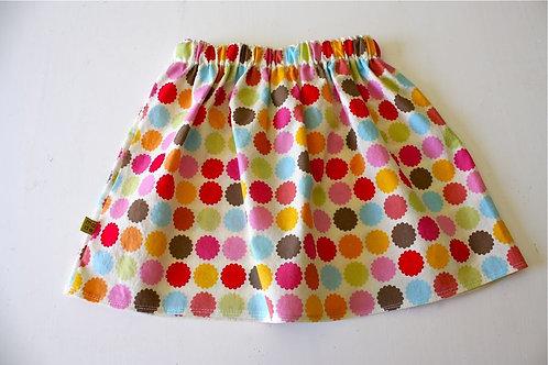 M9/8 Kids Elasticated Waist Skirt