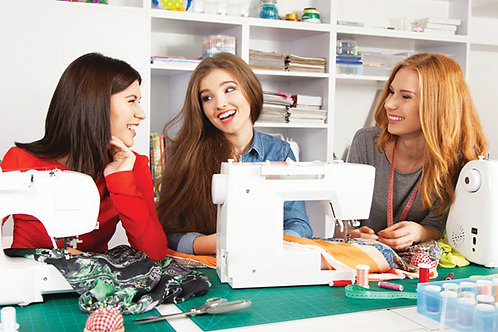 Tuesday 31st March Learn to Sew BEGINNERS