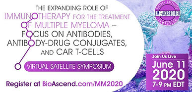 THE EXPANDING ROLE OF IMMUNOTHERAPY FOR THE TREATMENT OF MUTIPLE MYELOMA- FOCUS ON ANTIBODIES, ANTIBODY-DRUG CONJUGATES, AND CAR T-CELLS