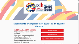 Virtual Congress ISTH 2020
