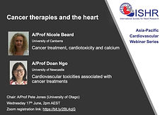 Cancer therapies and the heart