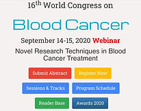 16th World Congress on Blood Cancer