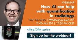 How Al can help with quantification in radiology