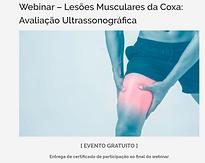 Lesões musculares da coxa: avaliação ultrassonográfica
