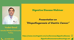 "Presentation on  ""Etiopathogenesis of Gastric cancer"""