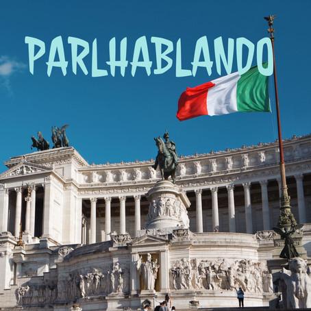 PARLHABLANDO Podcasts en la red.