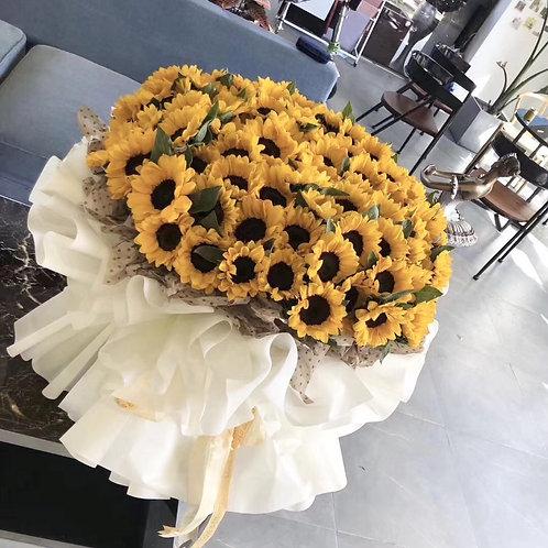 99stalks sunflower