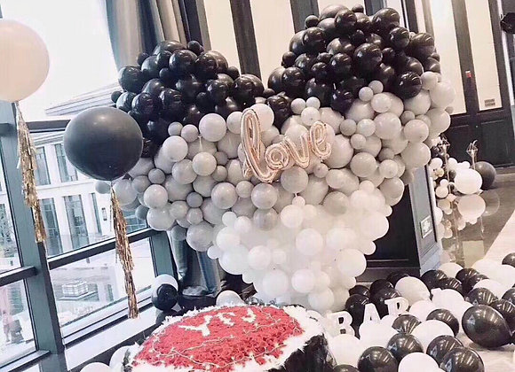 For weddings/proposal/birthday