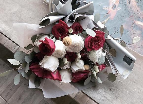 Crazy in love 20stalks roses