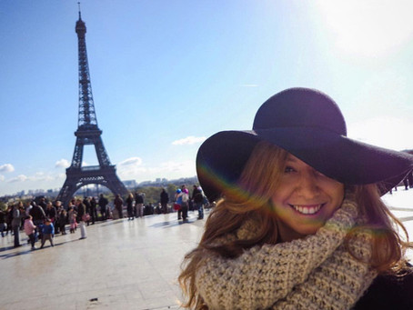 Emily in Paris vs. Amanda in Paris : It's not all fiction
