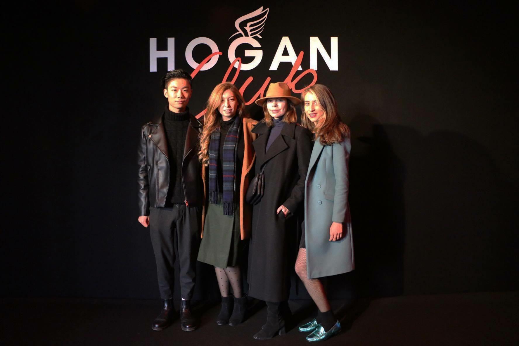 BS4F Team x Hogan
