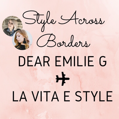 Style AcrossBorders : Spring Style Trends
