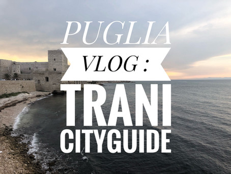Experience Puglia : Trani City Guide