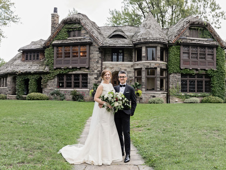 """I booked a small local wedding venue and it was the best decision I made!"""