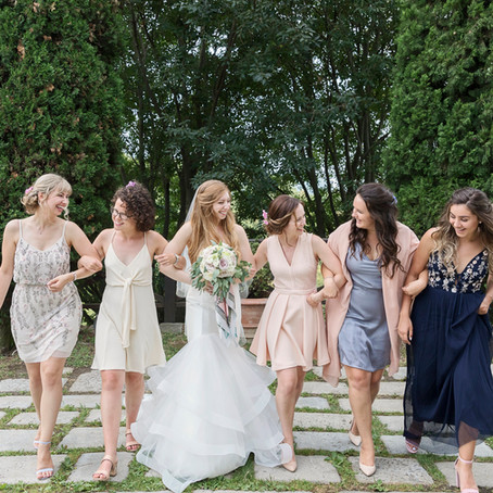 Bridesmaids vs. Bridal Squad: How to mix up things up but still have the girls by your side