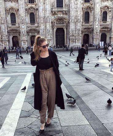 Duomo Milano Street Style
