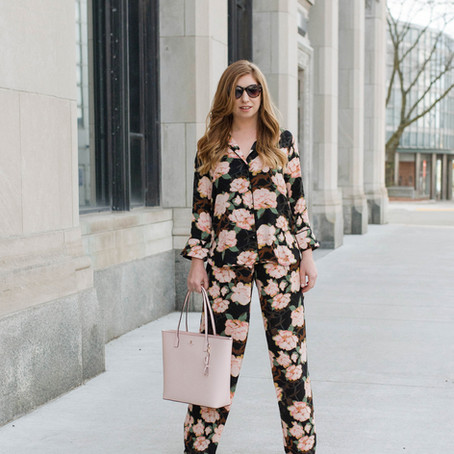 Style x Borders : Pyjama Style Suit