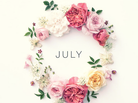 Hello July :Summer Sales!