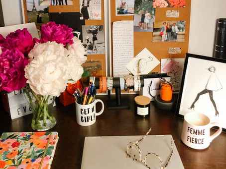 Easy ways to LOVE working from home