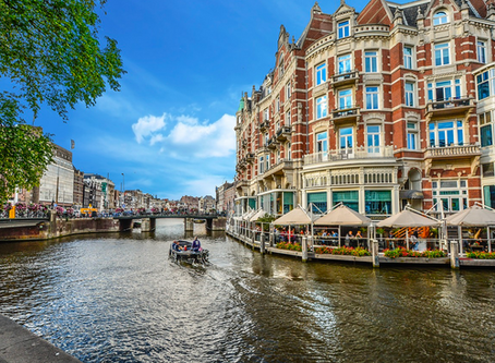 EUROSTAR LONDON TO AMSTERDAM ROUTE STARTING EASTER 2018!