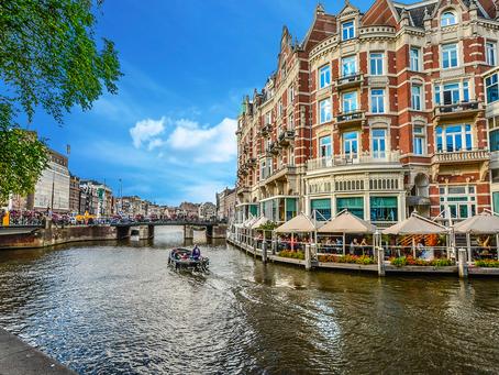 EUROSTAR LONDON TO AMSTERDAM ROUTE STARTING EASTER 2018!