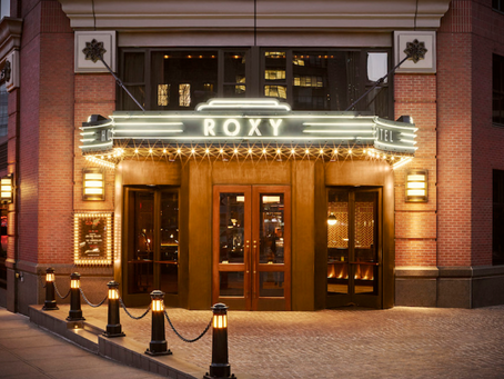 REVIEW: THE ROXY HOTEL TRIBECA IS A SWANKY NYC HOTEL WITH AN ELECTRIC TOUCH
