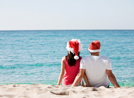 TOP 5 SUNNY CHRISTMAS RESORT DESTINATIONS