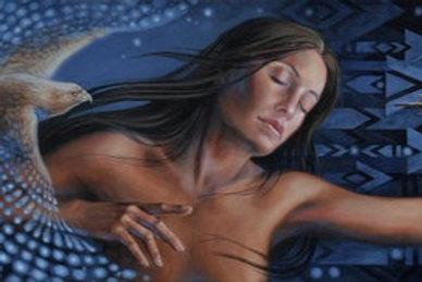 Mythic Woman Dances Series
