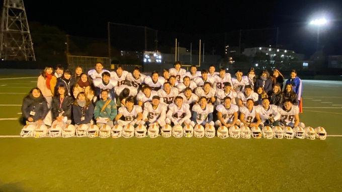 関東学院大学戦