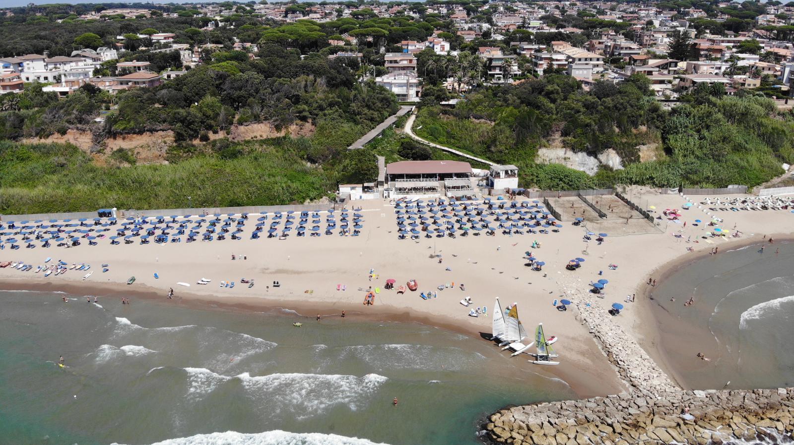 Spiaggia, Vele, Ristorante, Boschetto