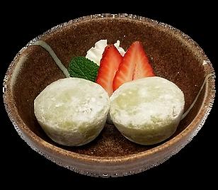 ramen isshin mochi green tea.png