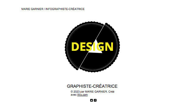 Marketing website templates – Design graphique