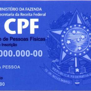 CPF para un extranjero y cómo solicitarlo