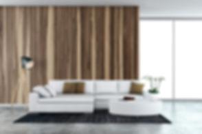 Weißer Couch