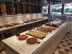 Bakery station