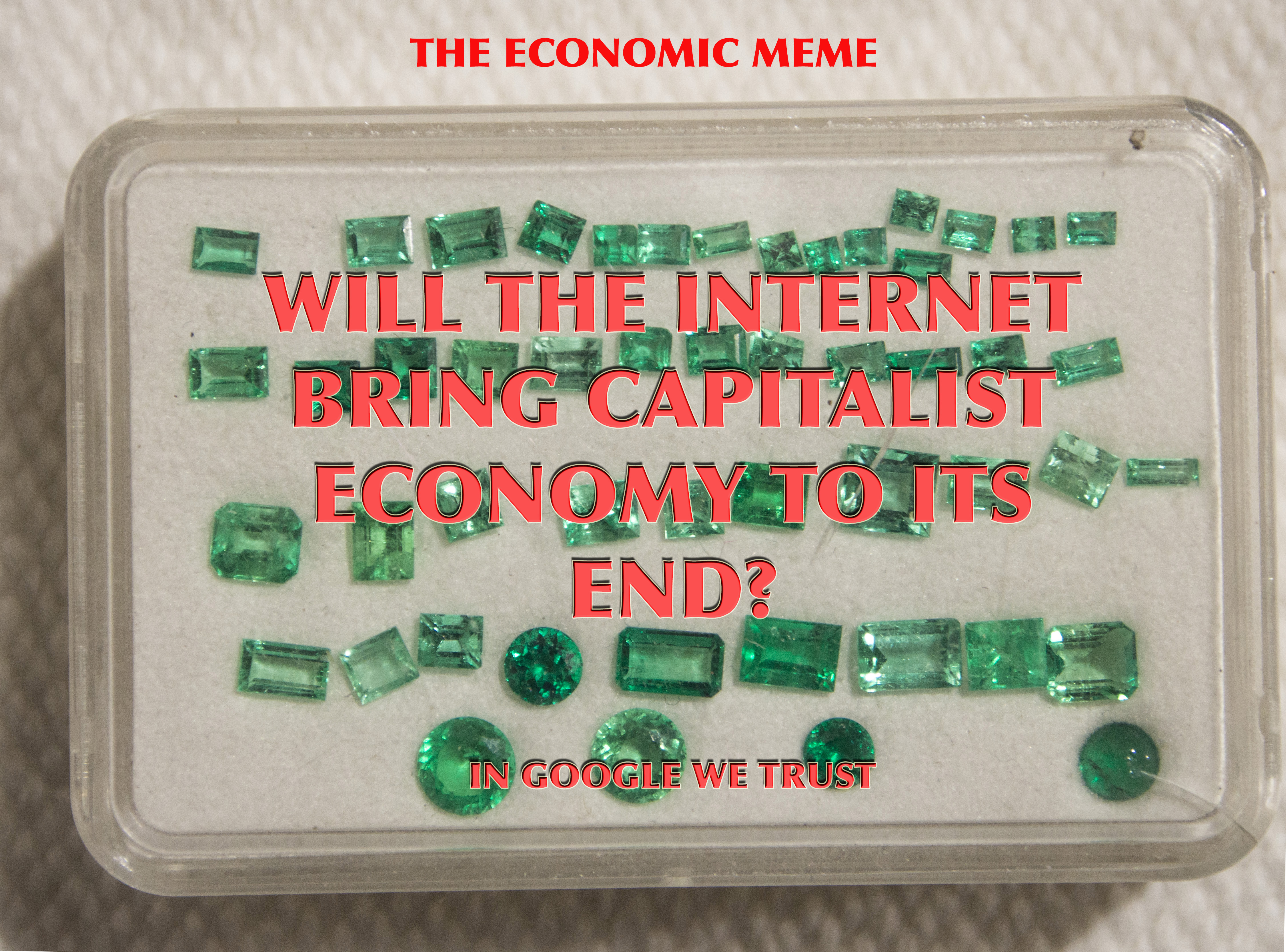 CPITALISt ECONOMY
