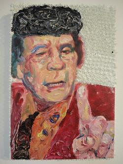 Monochromes/ Gadafi's finger