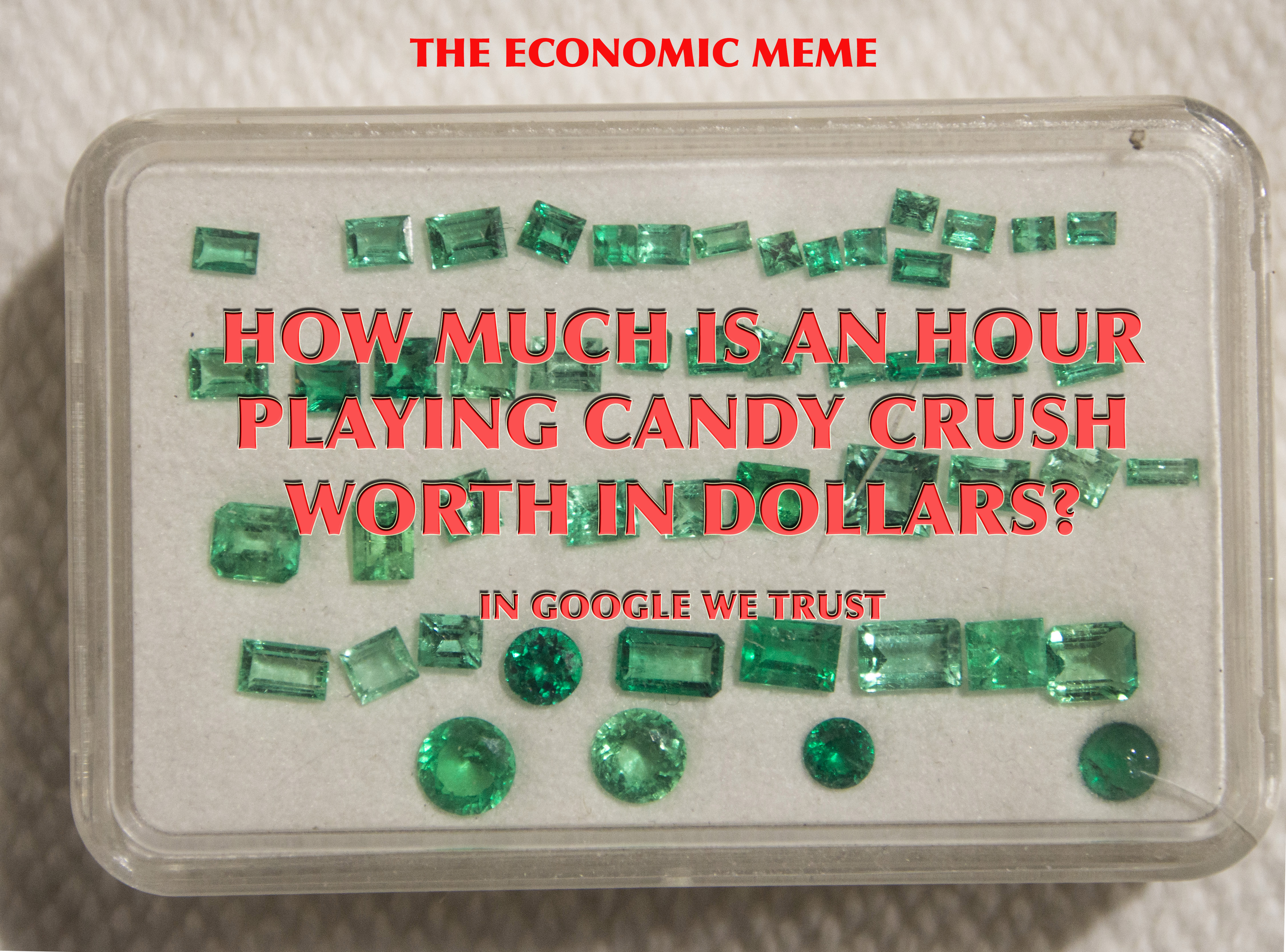 CANDY CRUSH wage