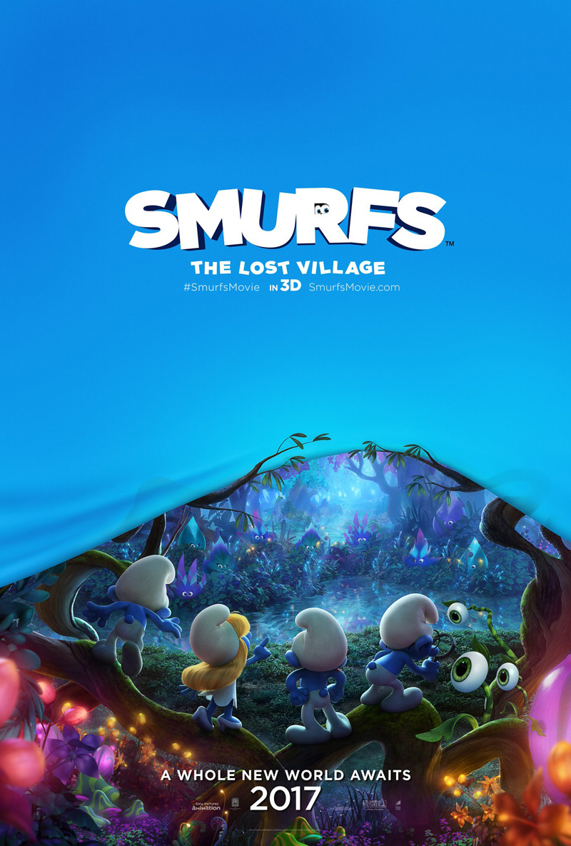 Smurfs The Lost Villiage